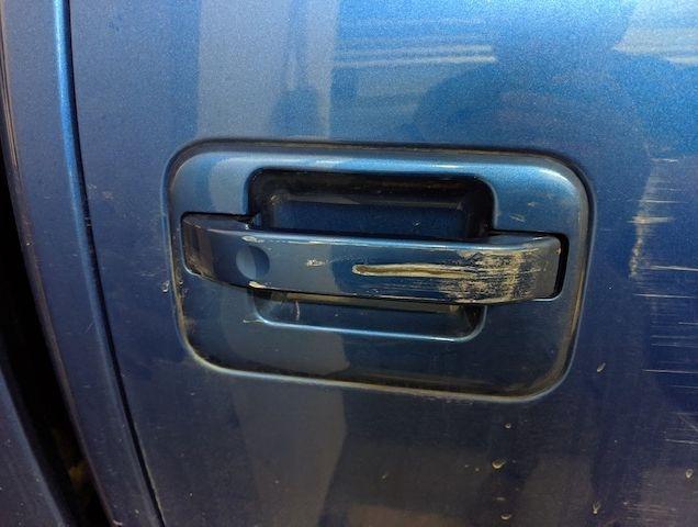 2017 F 350 Door handle repair