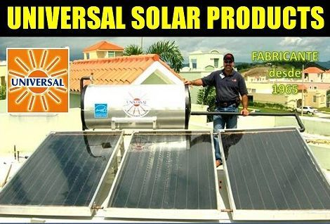 Calentador Solar Energy Star