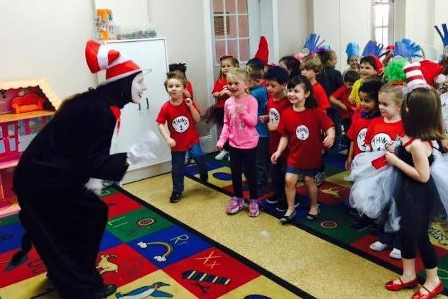 Pre School Entertainment Cat in the Hat