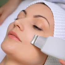 Ultrasound facial-micro-current facial-
