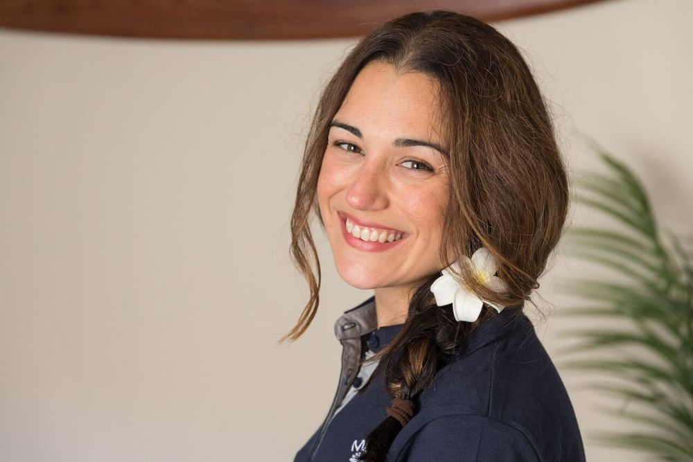 Roxy Ruiz at Massage or Knot Newquay Cornwall