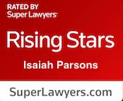Best Tulsa Lawyer, Attorney, Isaiah Parsons