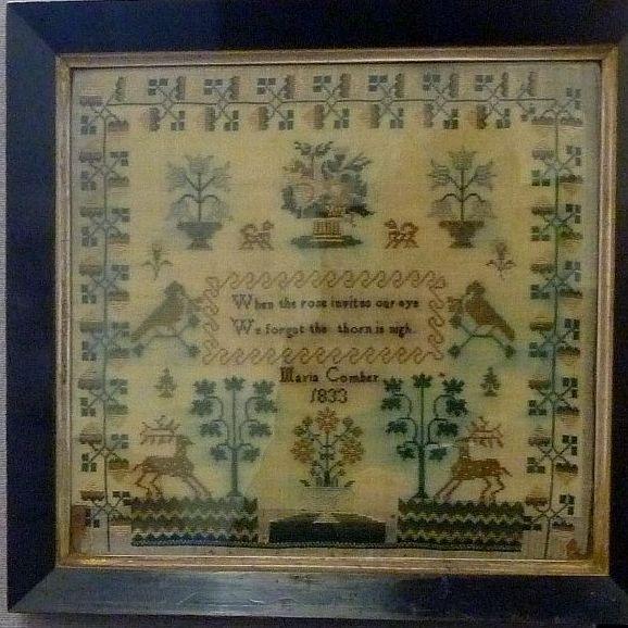 SAMPLER 1833