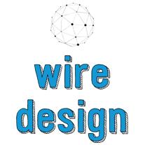 Wire Design Logo