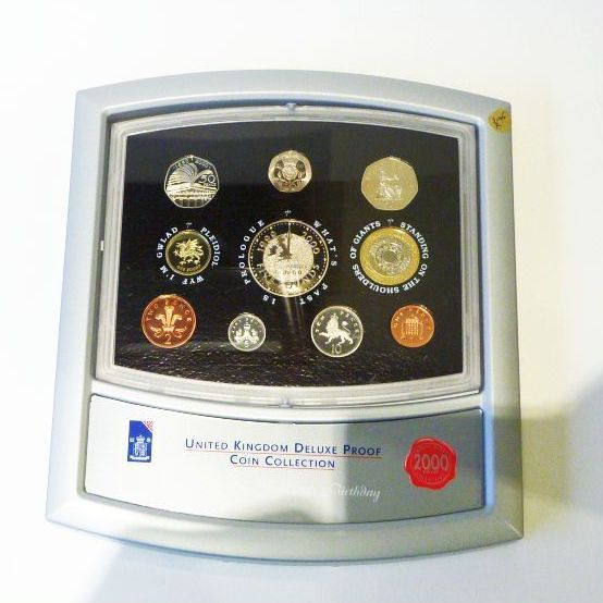 UK PROOF COIN COLLECTION