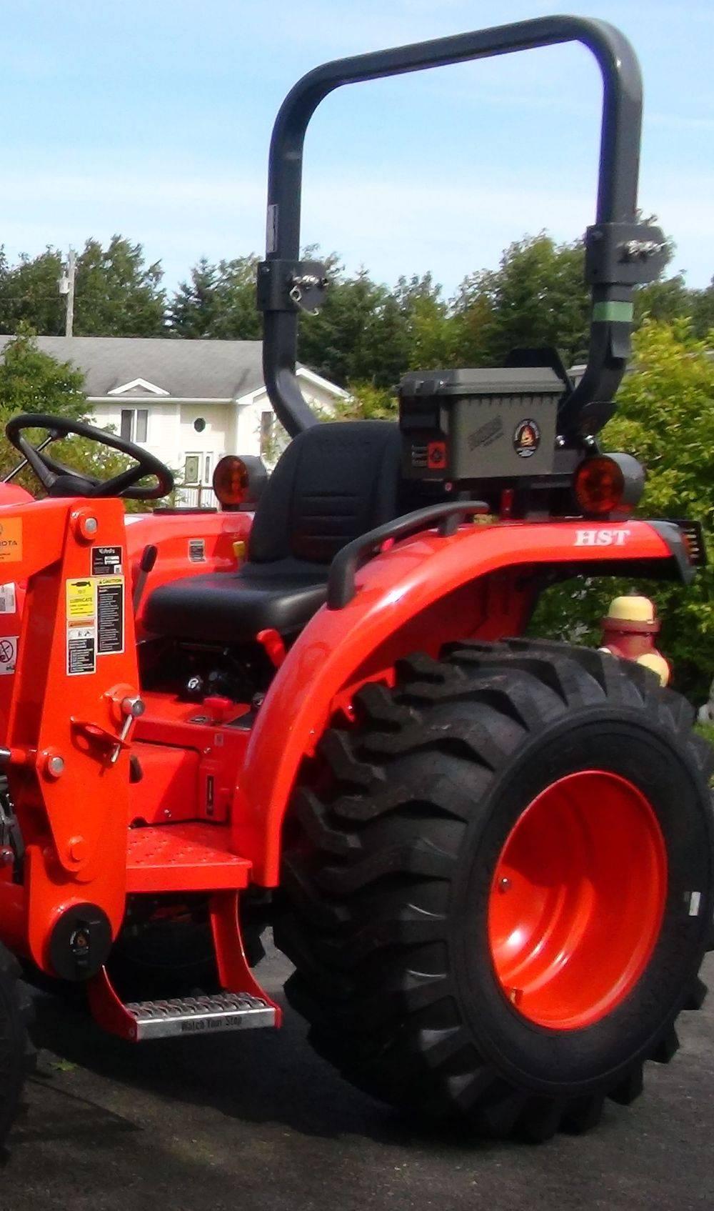 Kubota Tractor Tool Box