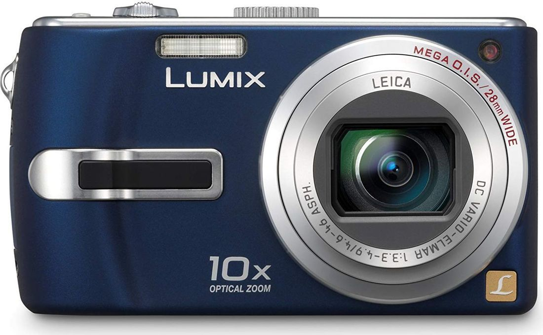 Panasoni Lumix DMC-TZ3 Digital Camera