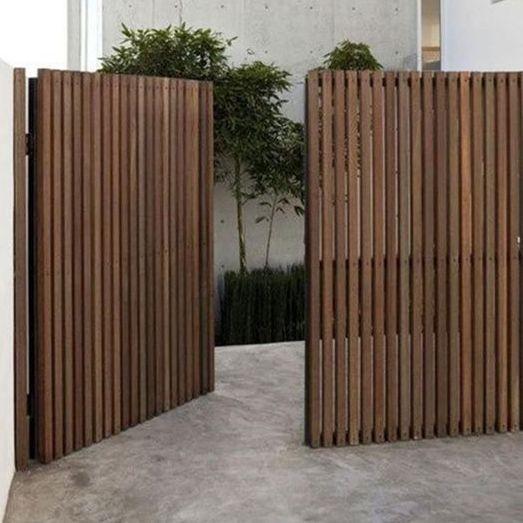 custom fence design, timber fencing, gate installers