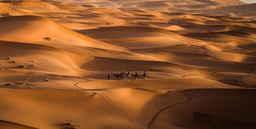 Merzouga Desert Tour 3 days