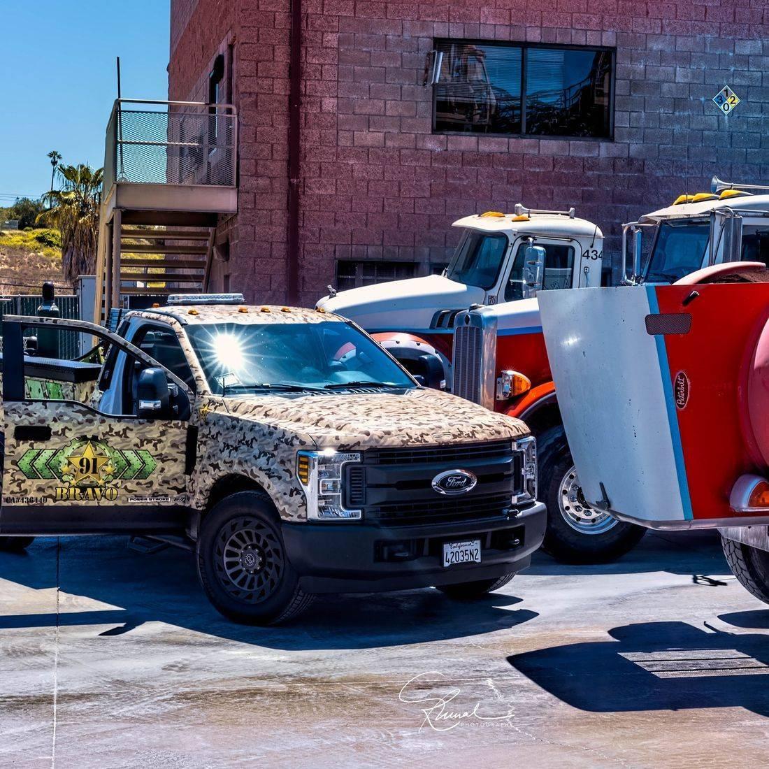 Mobile Truck Service Carson