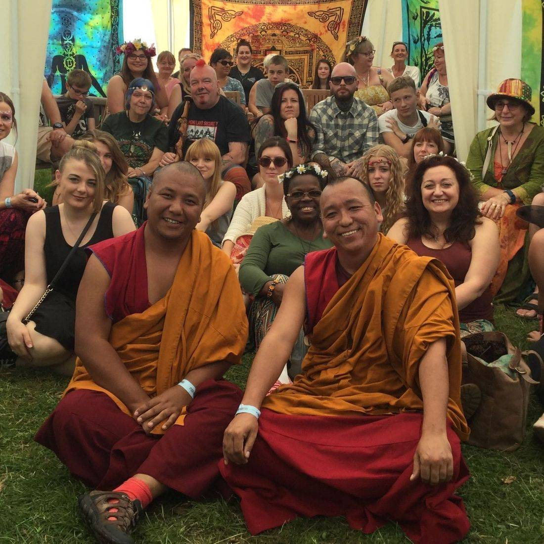 Sound, Tibetan monks, therapy, relax, de stress, anxiety ,