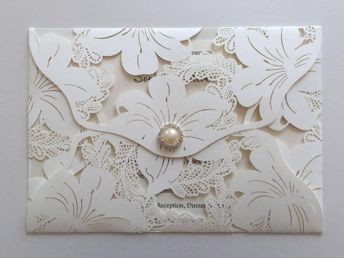 lasercut wedding invitations, luxury wedding invitation, wedding invites