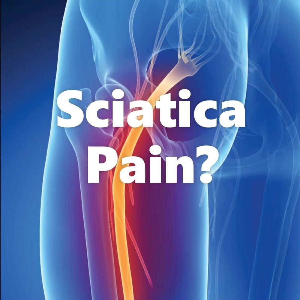 sciatica, sciatic pain, nerve pain
