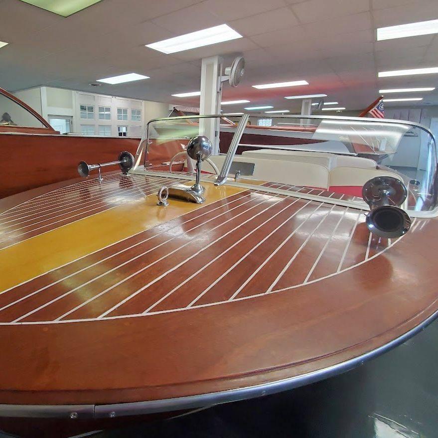1959 17' Chris Craft Sportsman for Sale at Bergersen Boat Co.