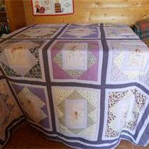 Meadow Fairy Quilt