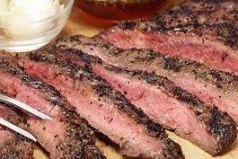 Grilled Skirt Steak Platter