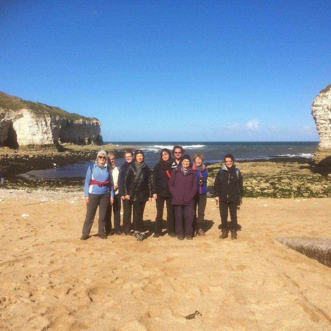 North Landing Flamborough