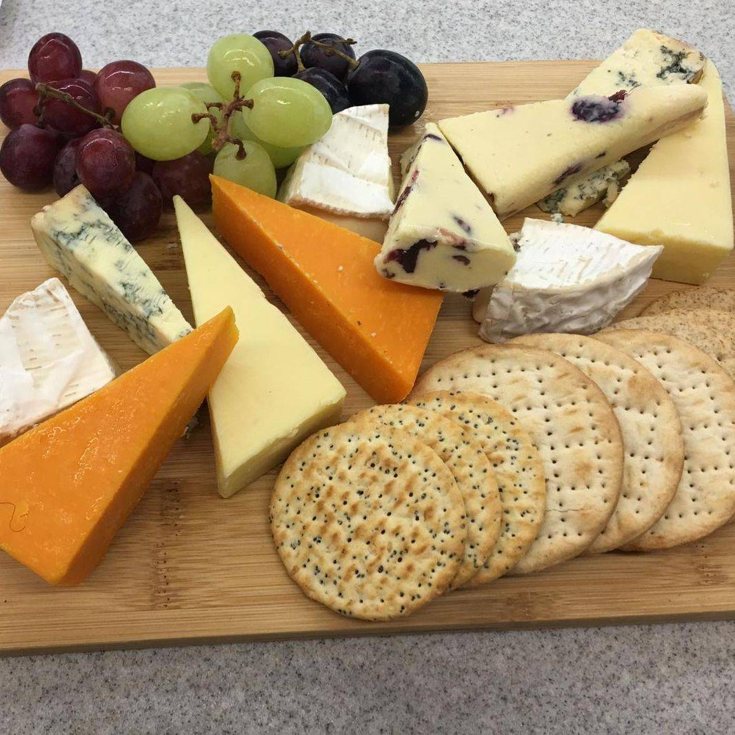 cheeseboard, cheese, board, platter