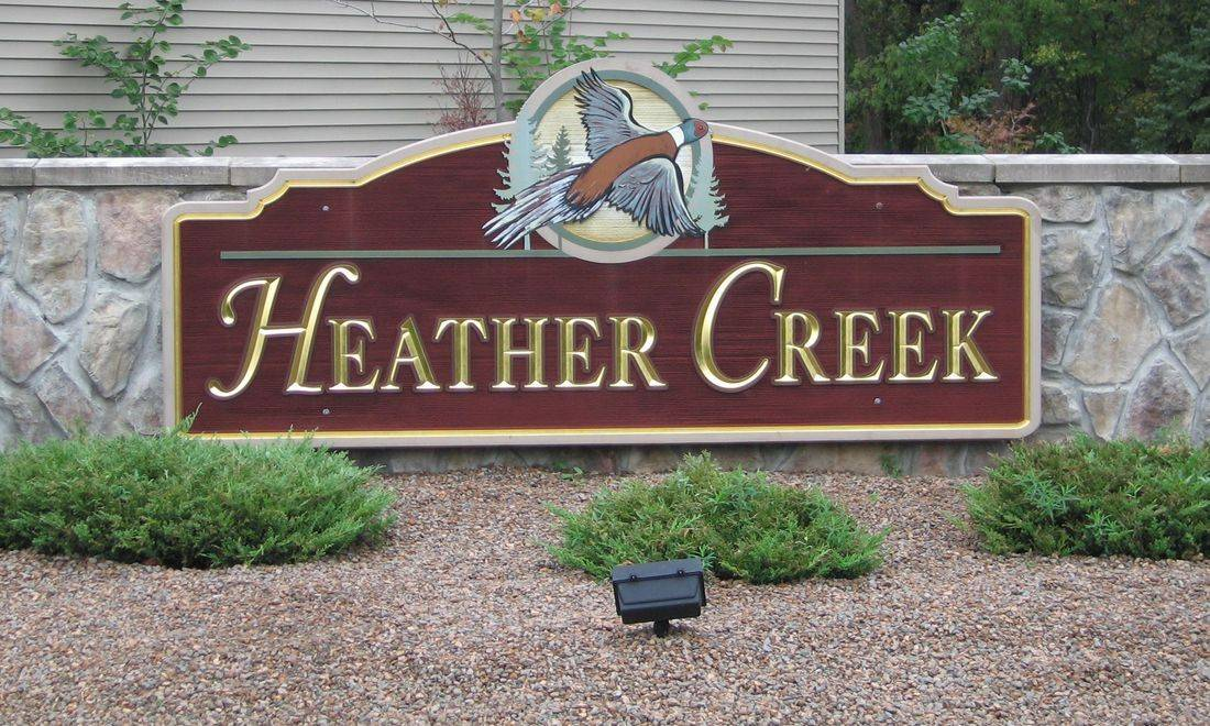 Monument Signs, Sandblasted Signs, Carved Signs