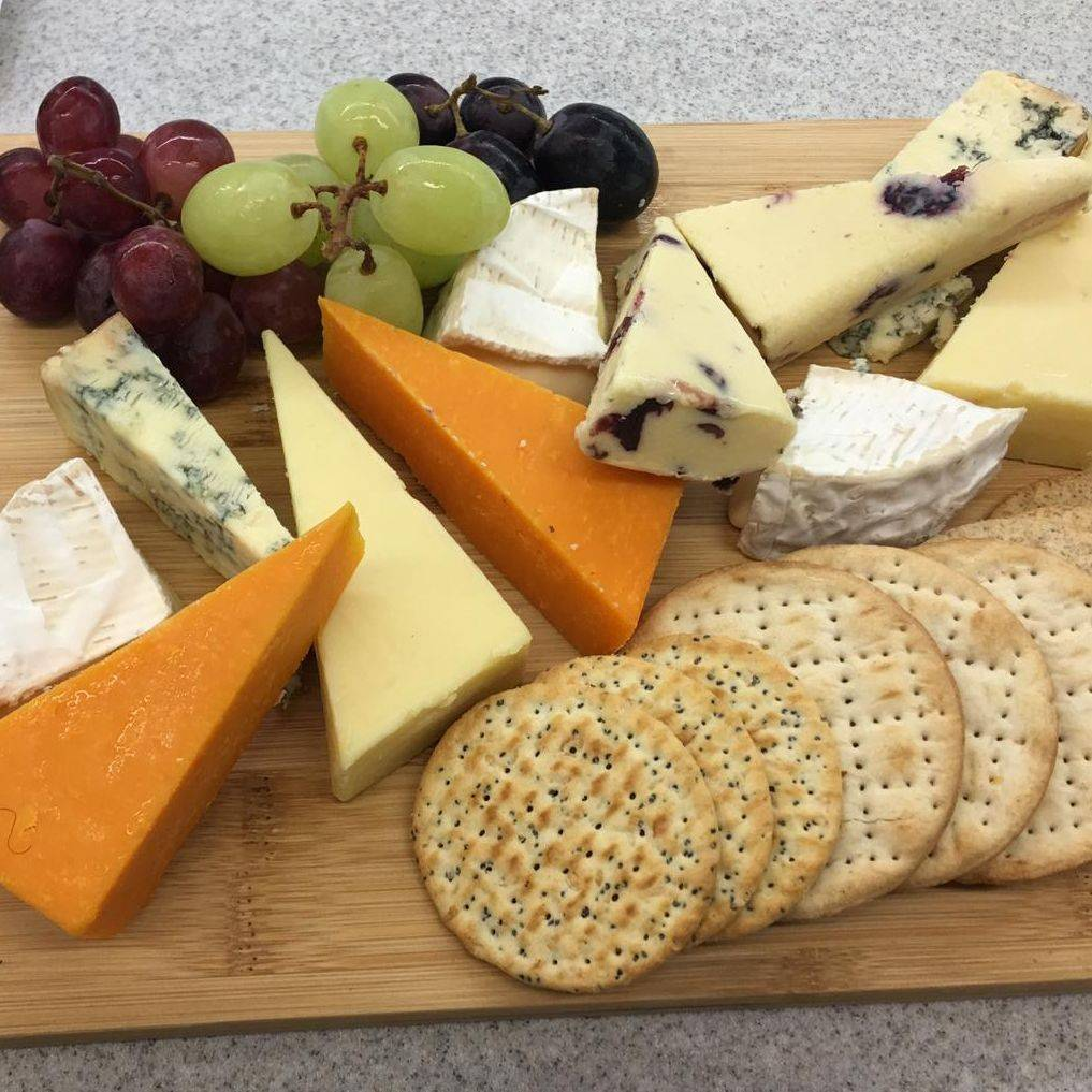 Mix & Blend Catering Cheeseboard Selection