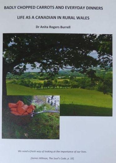 memoir, self-help, living in rural area, Wales