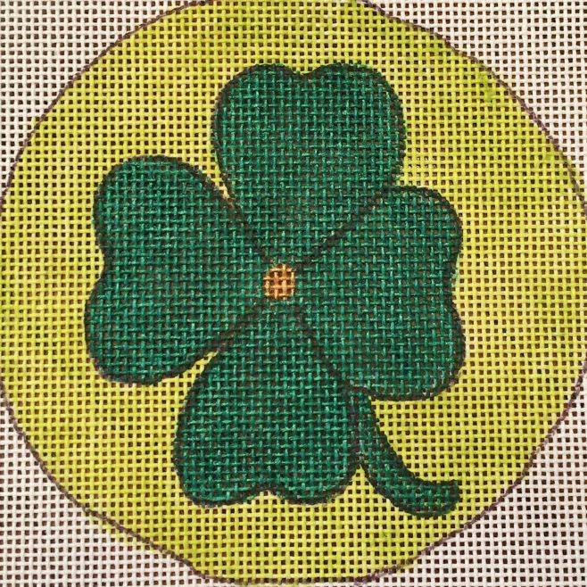 clover, shamrock, Irish, st. Patrick's, ornament