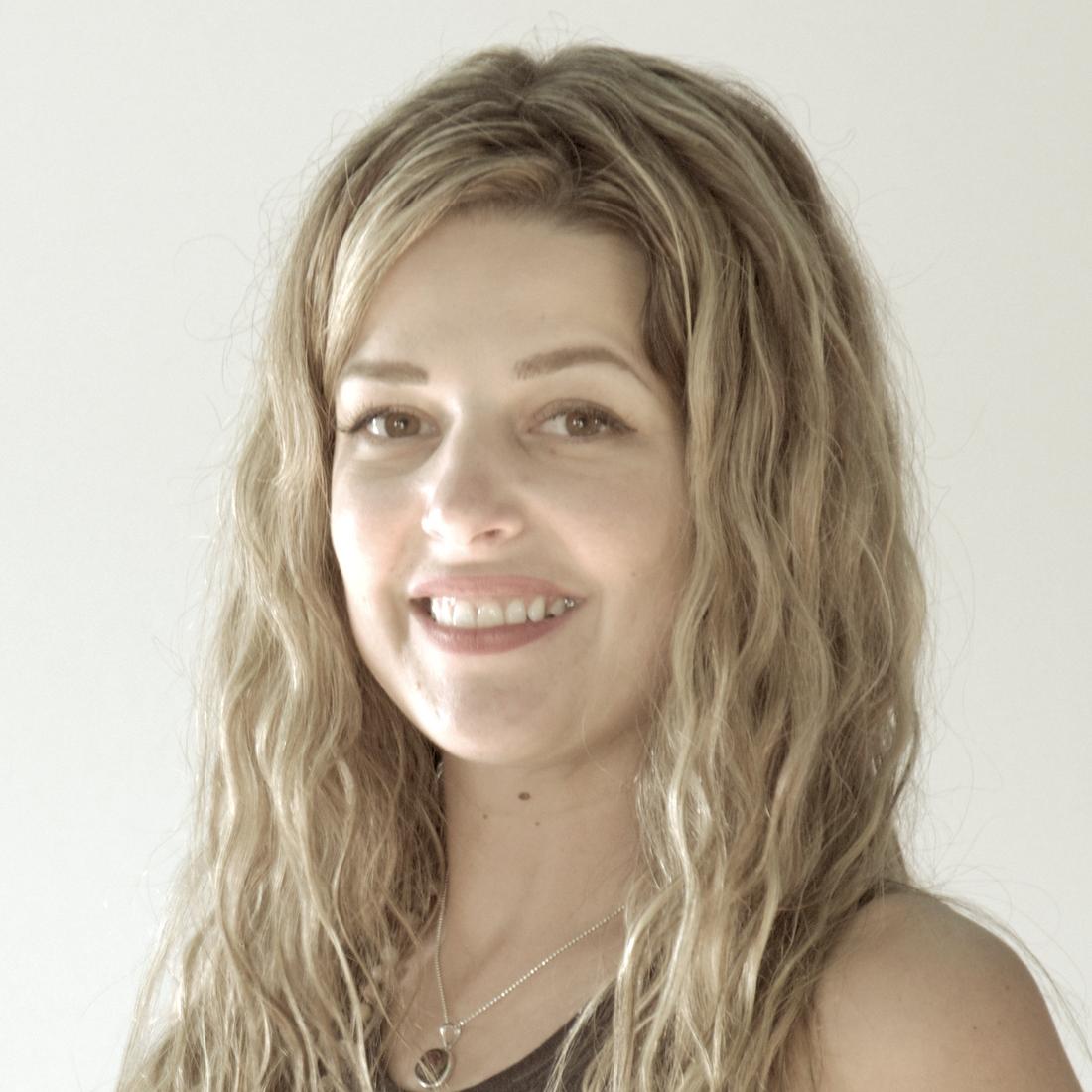 Jessica Lallier Owner of Namaste Studio and Yoga Instructor