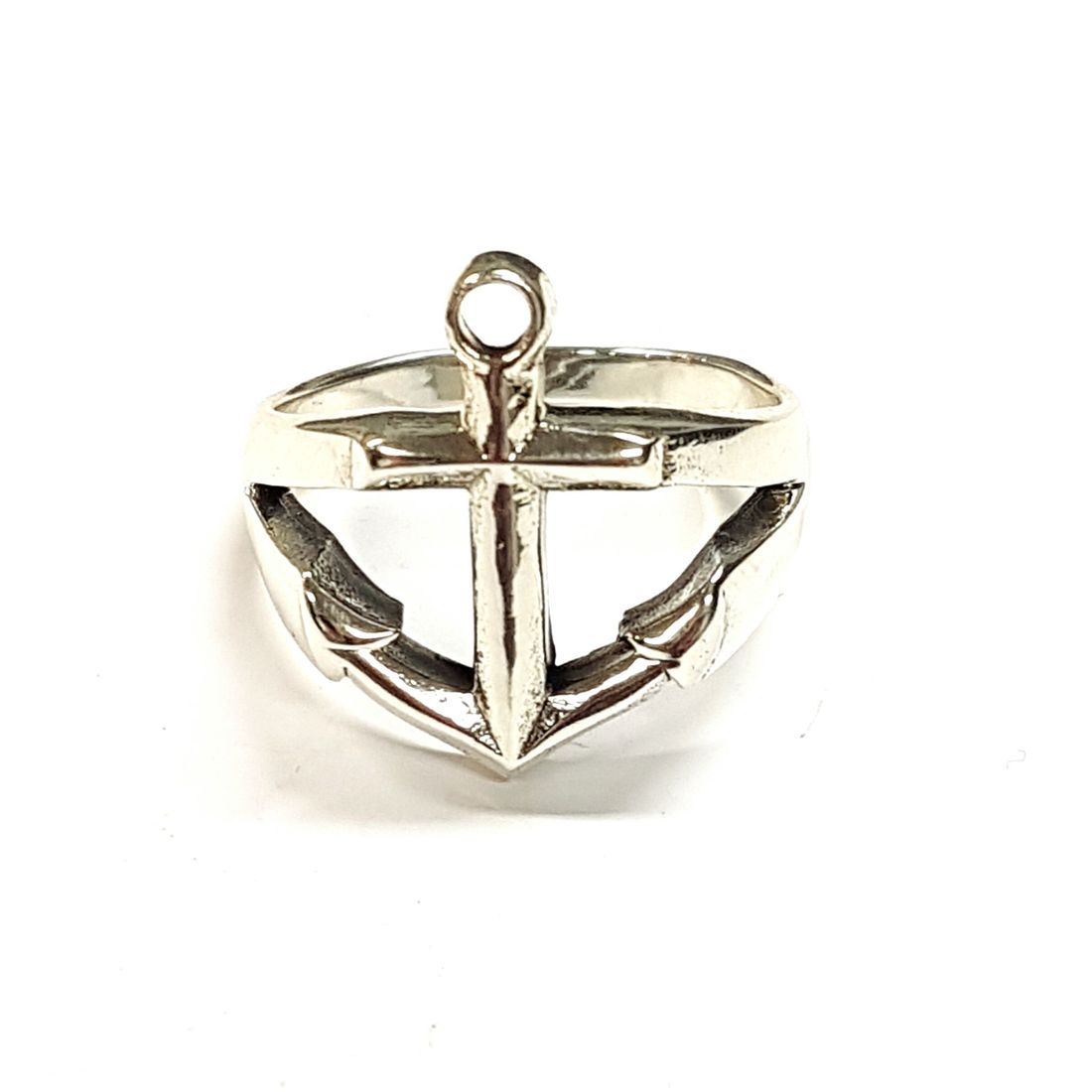 Anchor Ring  available at Kazbah online and our Leicester City Centre shop