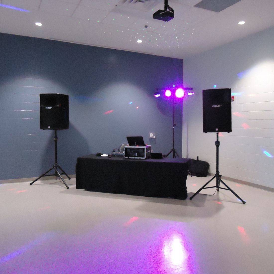 Mr. Productions DJ Service at the Calendonia Lions Club