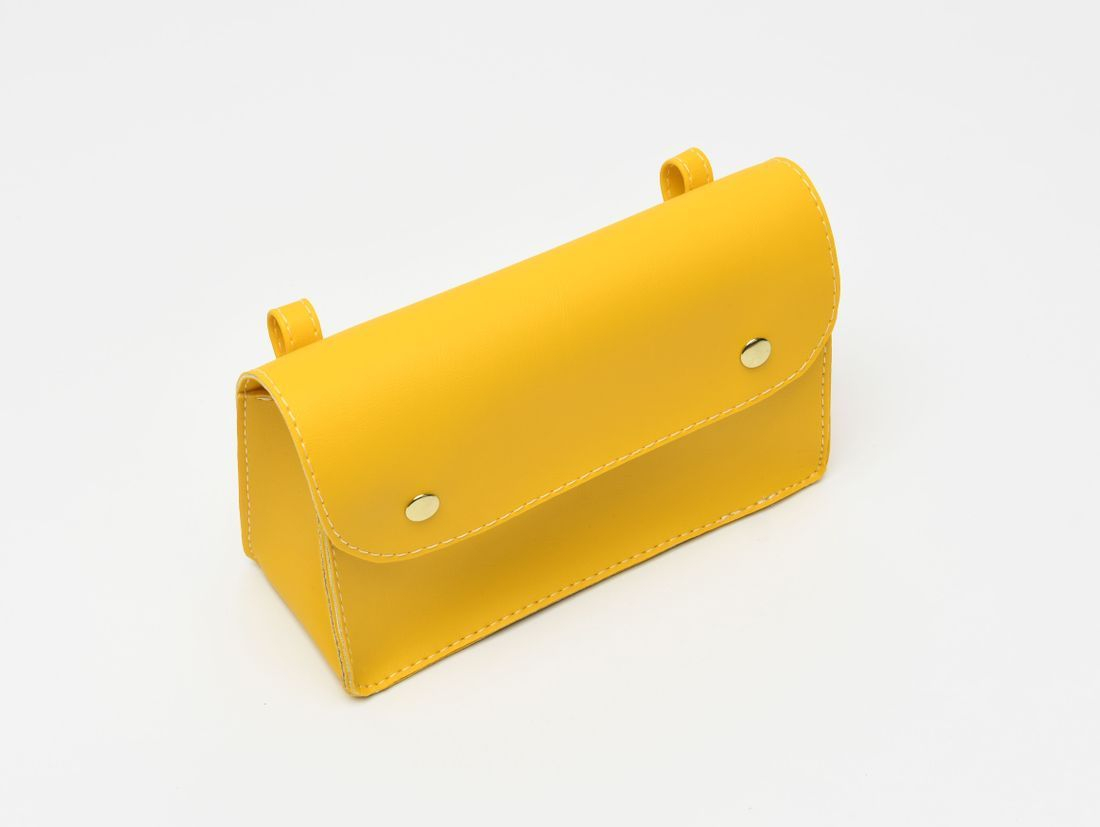 Yellow Bike Bag