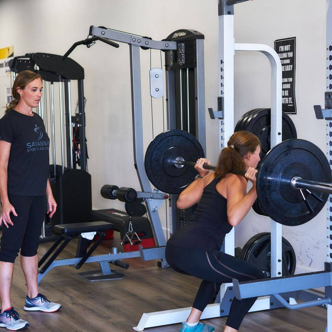 personal training studio savannah ga, personal training savannah, group workout savannah ga