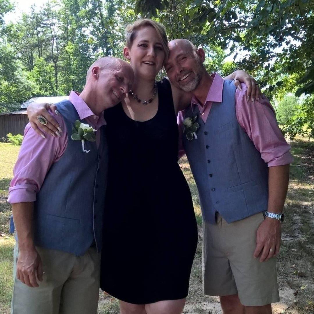 same sex wedding, lgbtq, minister, officiant, celebrant, wedding