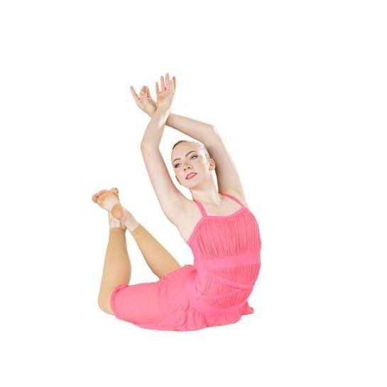 Inland Ballet dancer shows strength!
