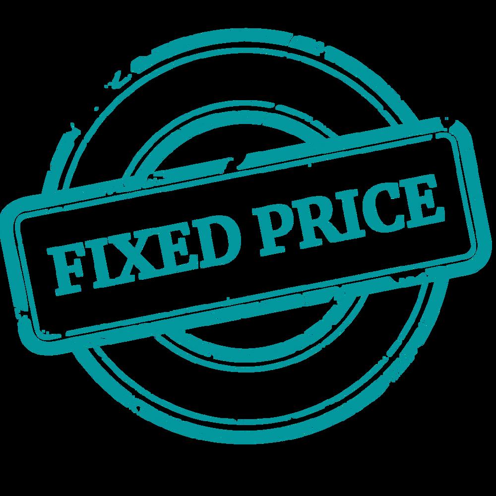 Fixed Price Transport Consultant