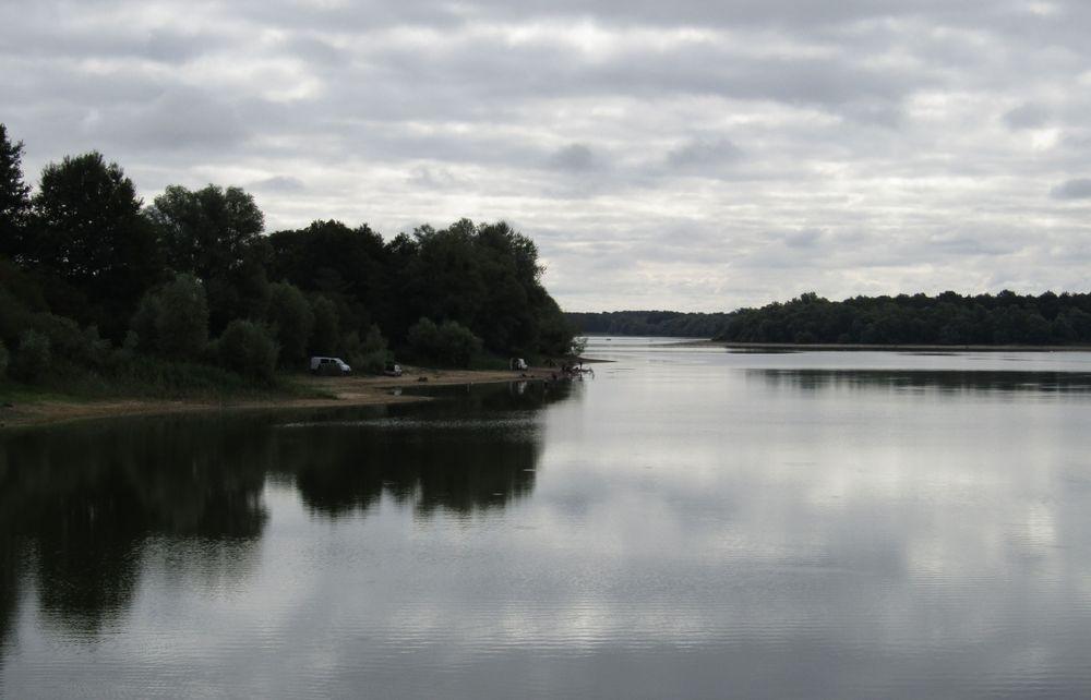Gite nature du Tremblay en Touraine pêche au lac de Rillé