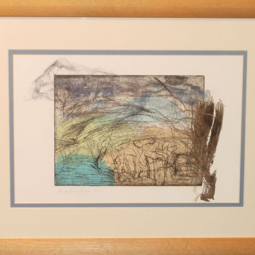 MOMA Wales, etching