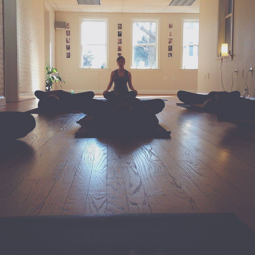 Balanced life studio, beckley yoga