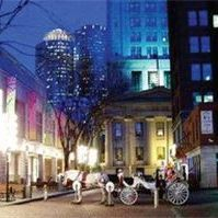 Fanuiel Hall Tours Carriage rides