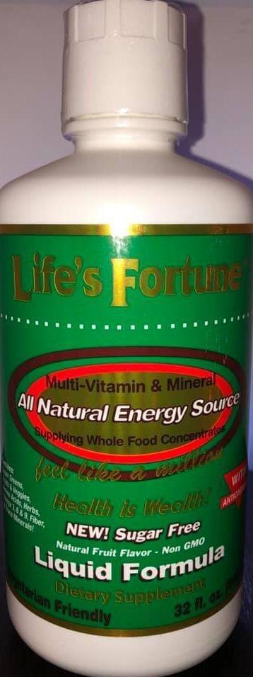 Liquid Multivitamin