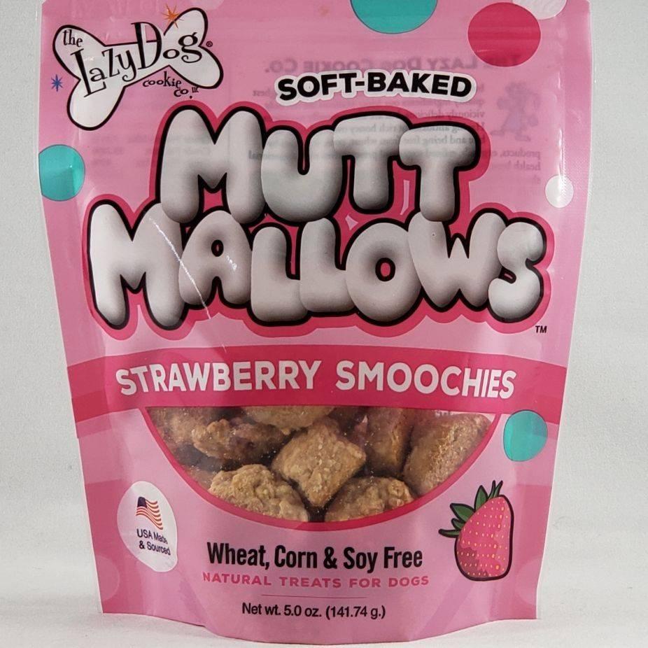 Mutt Mallows Strawberry Smooches