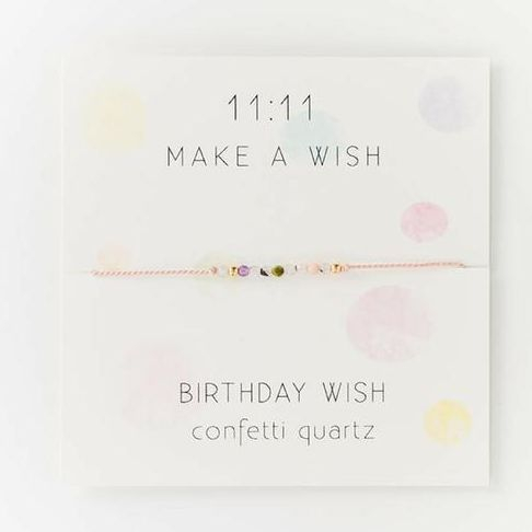 Eleven Love Wish Bracelet, Birthday gift, Locally made in Ottawa, exhalo Barrhaven