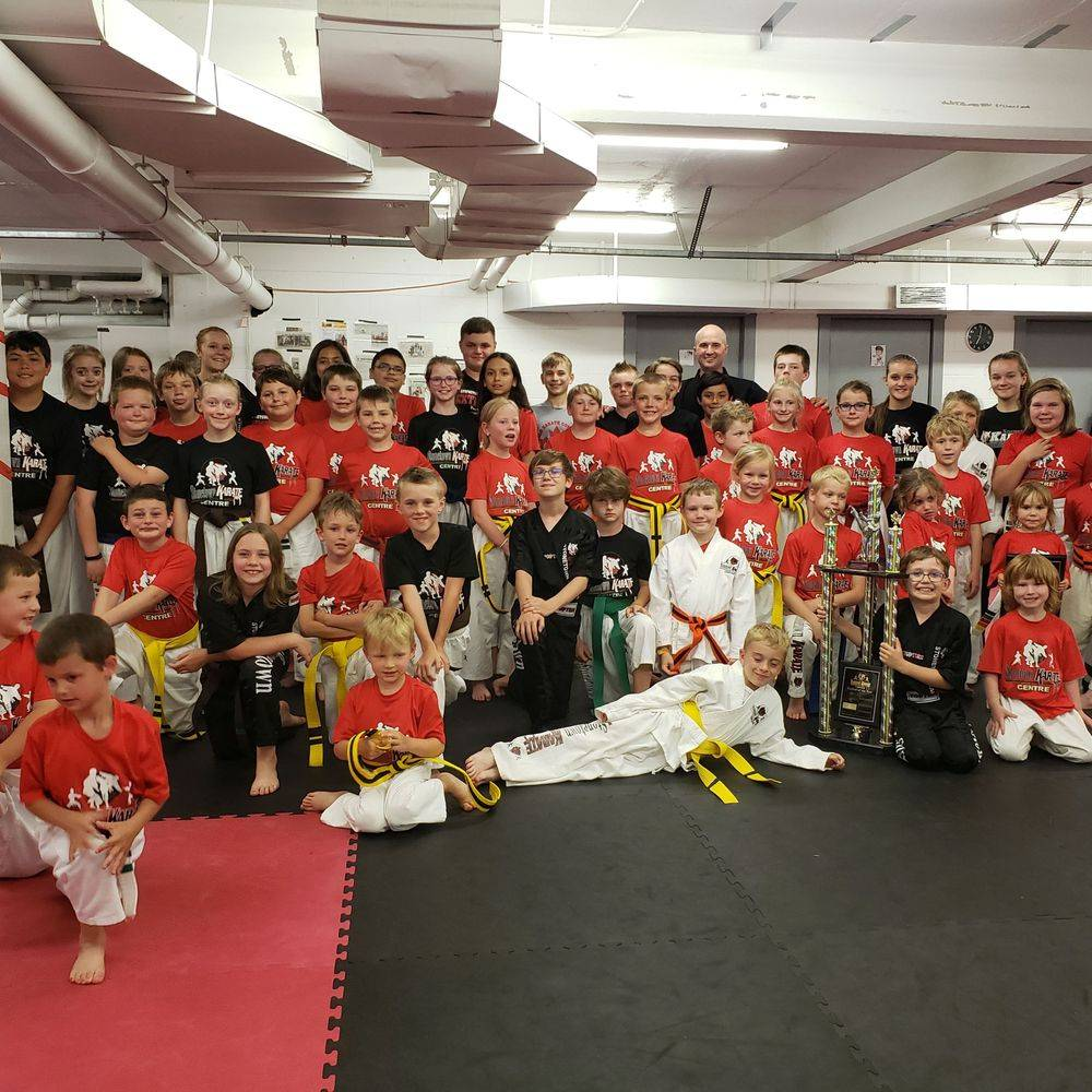 Kids karate classes at 29 Wellington St. South,  St.Marys Ontario