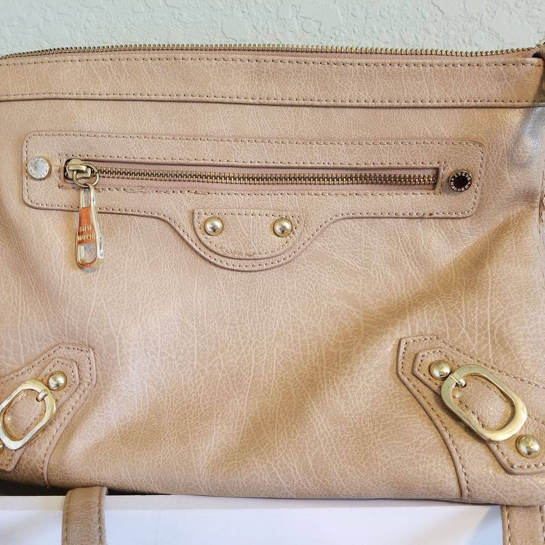 Steve Madden Tan cross body