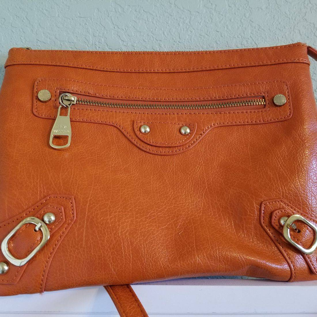 Steve Madden Burnt Orange Cross Body