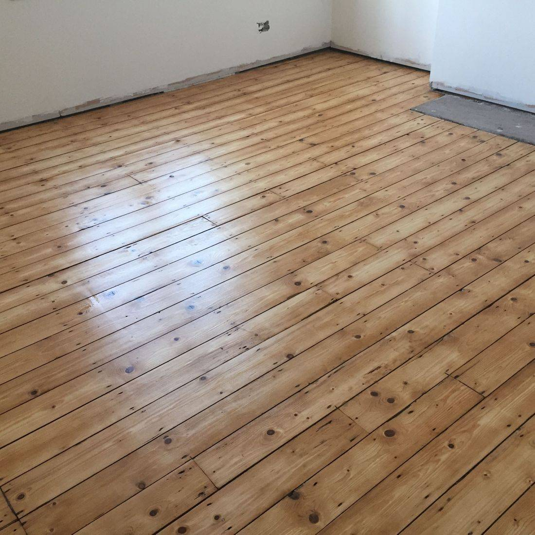 Wooden Floor restoration and renovation in Leicester