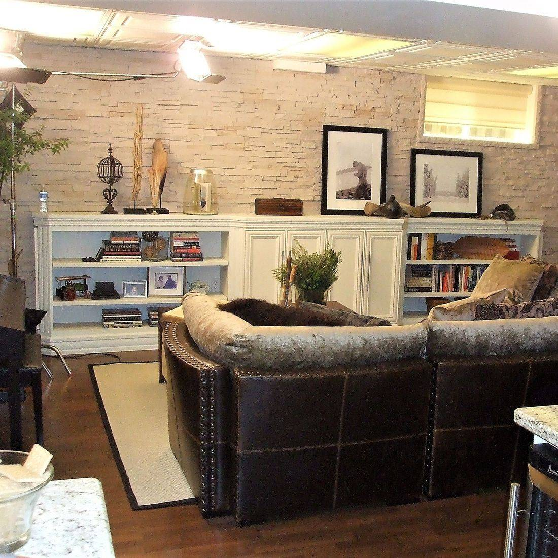 Sibra Kitchens Markham Toronto cabinets HGTV bookshelves