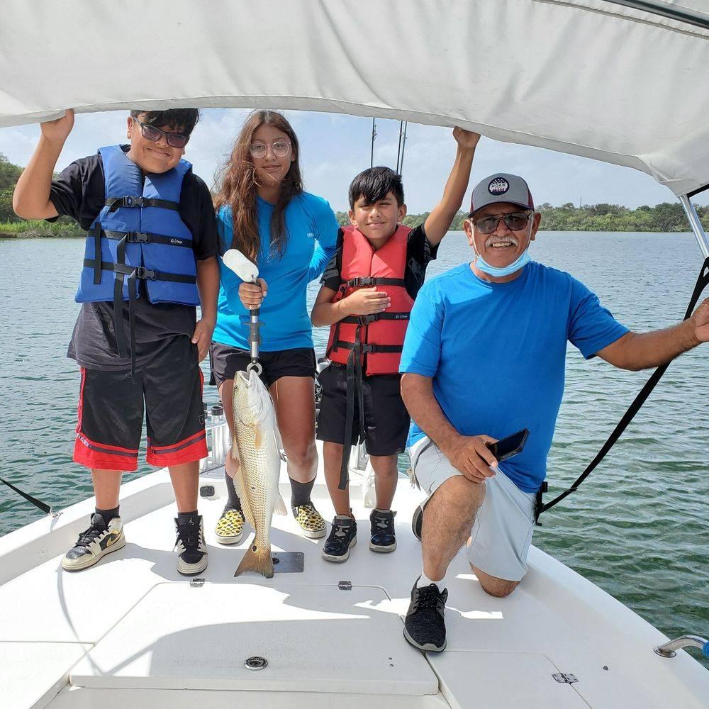 Fishing Guides Calaveras Lake San Antonio
