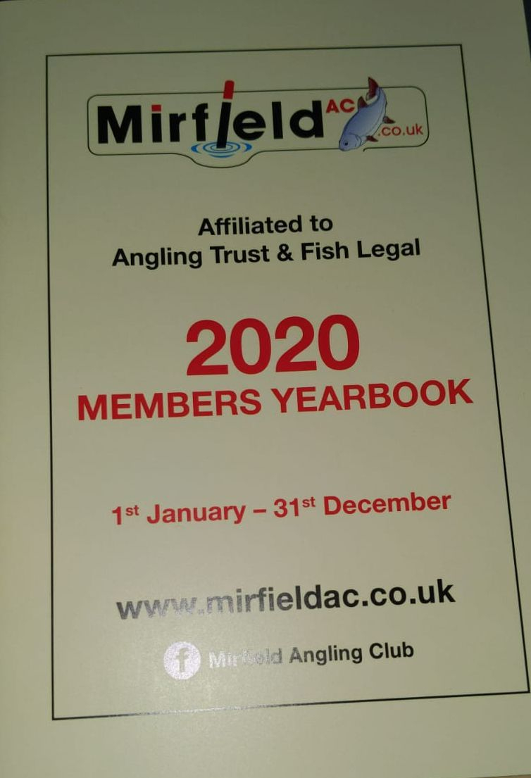 Mirfield Angling Club Yearbook