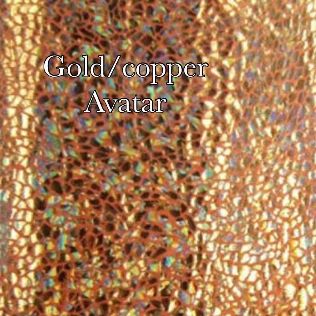 Copper gold avatar