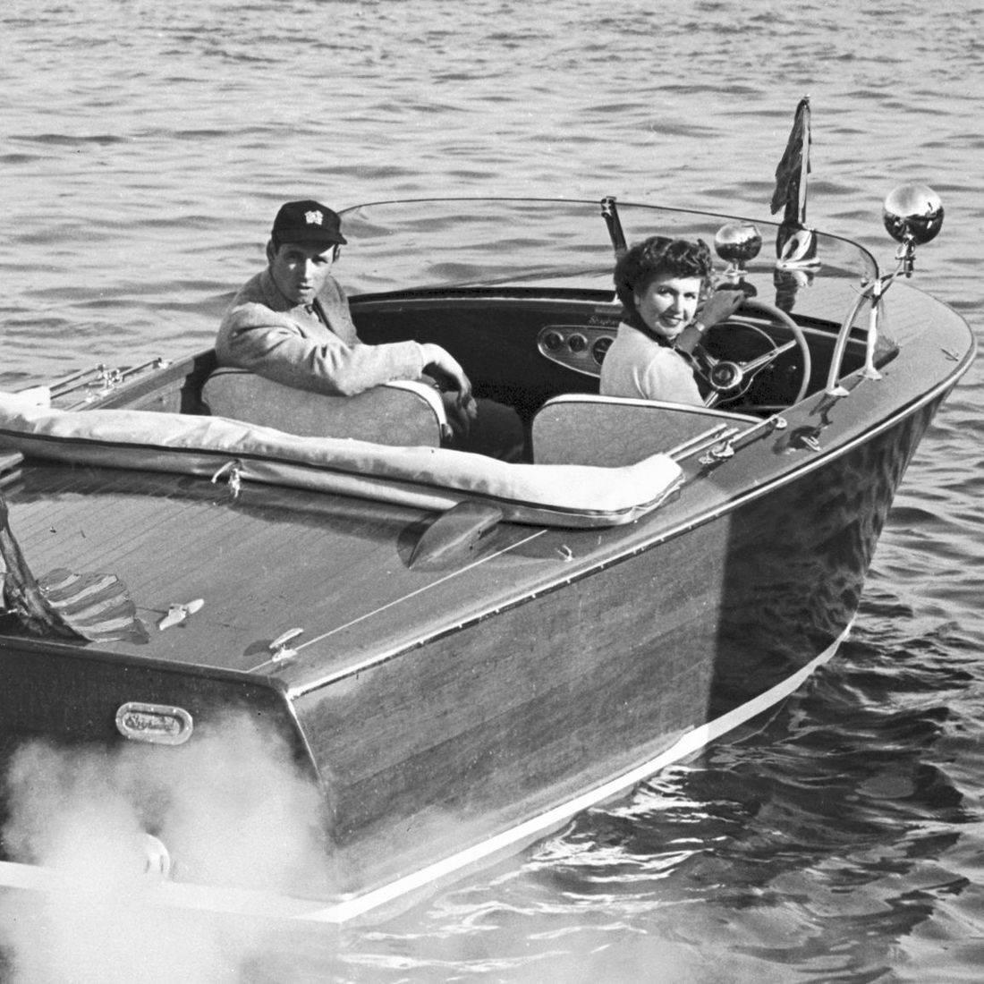Shepherd wood boats